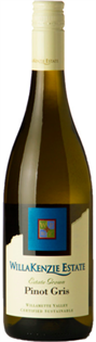 WillaKenzie Estate Pinot Gris 2013 750ml